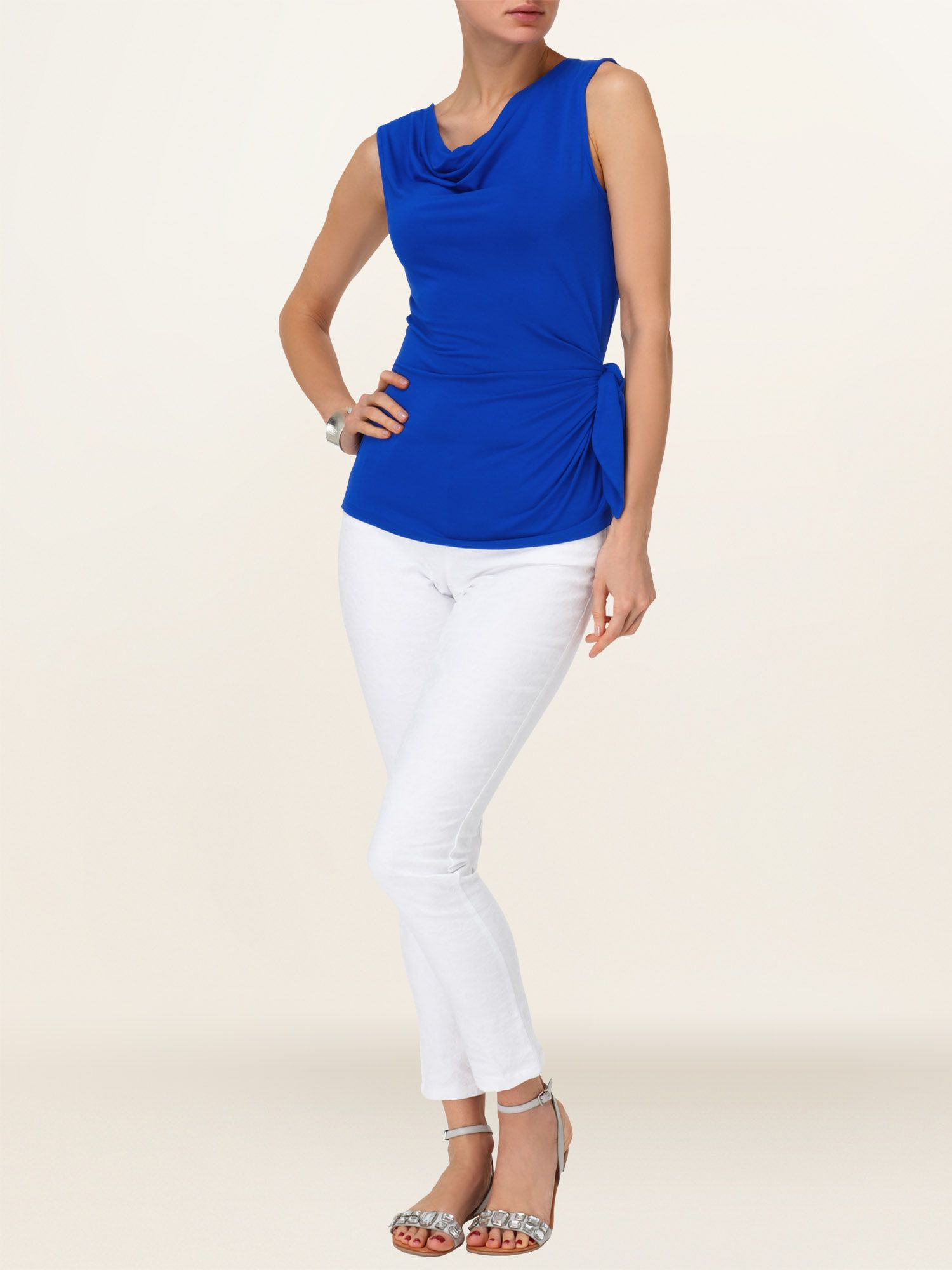 Debbie plain top