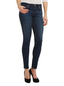 The Absolute Legging jeans in 3 Year Propell