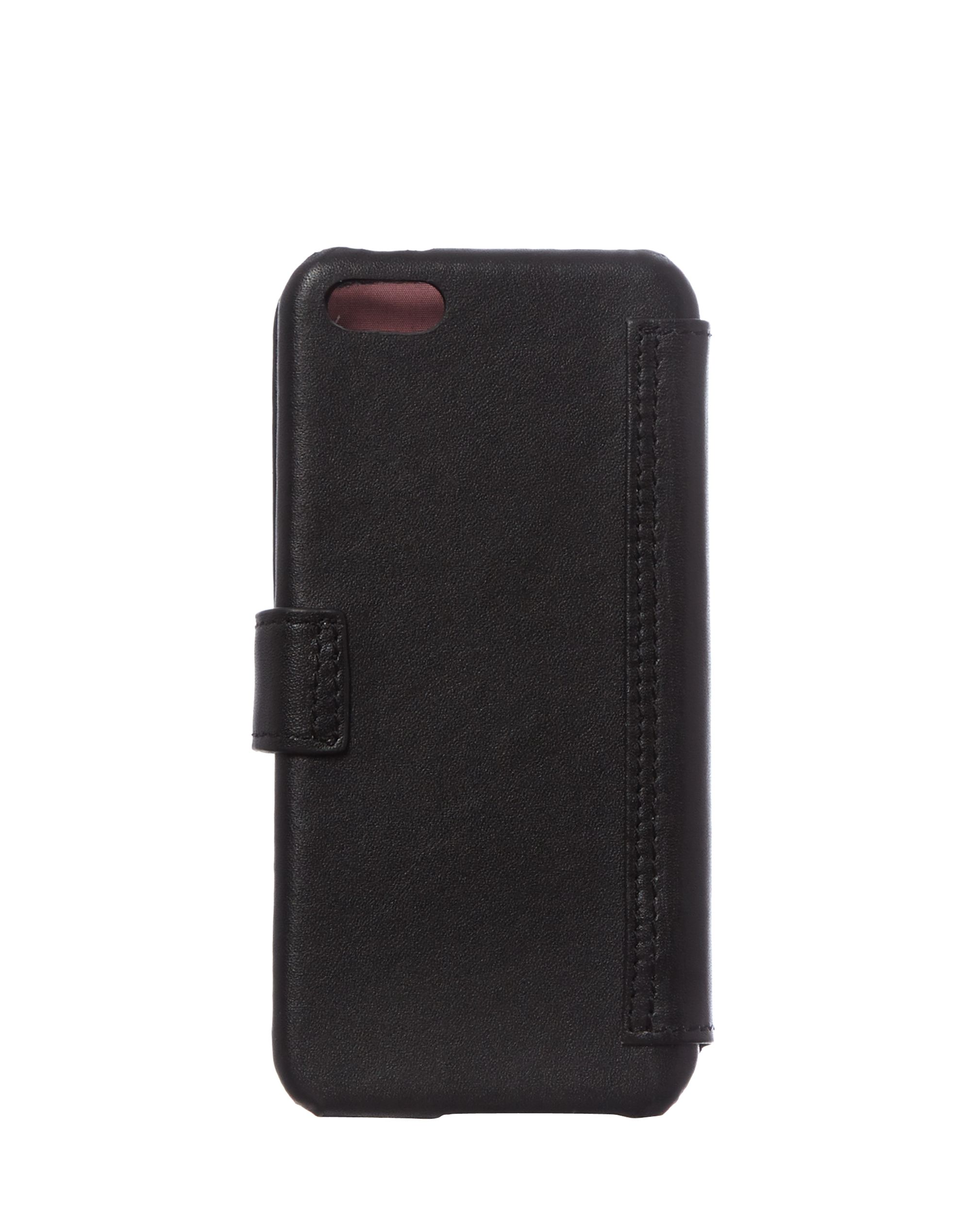 Walk the walk black iphone case