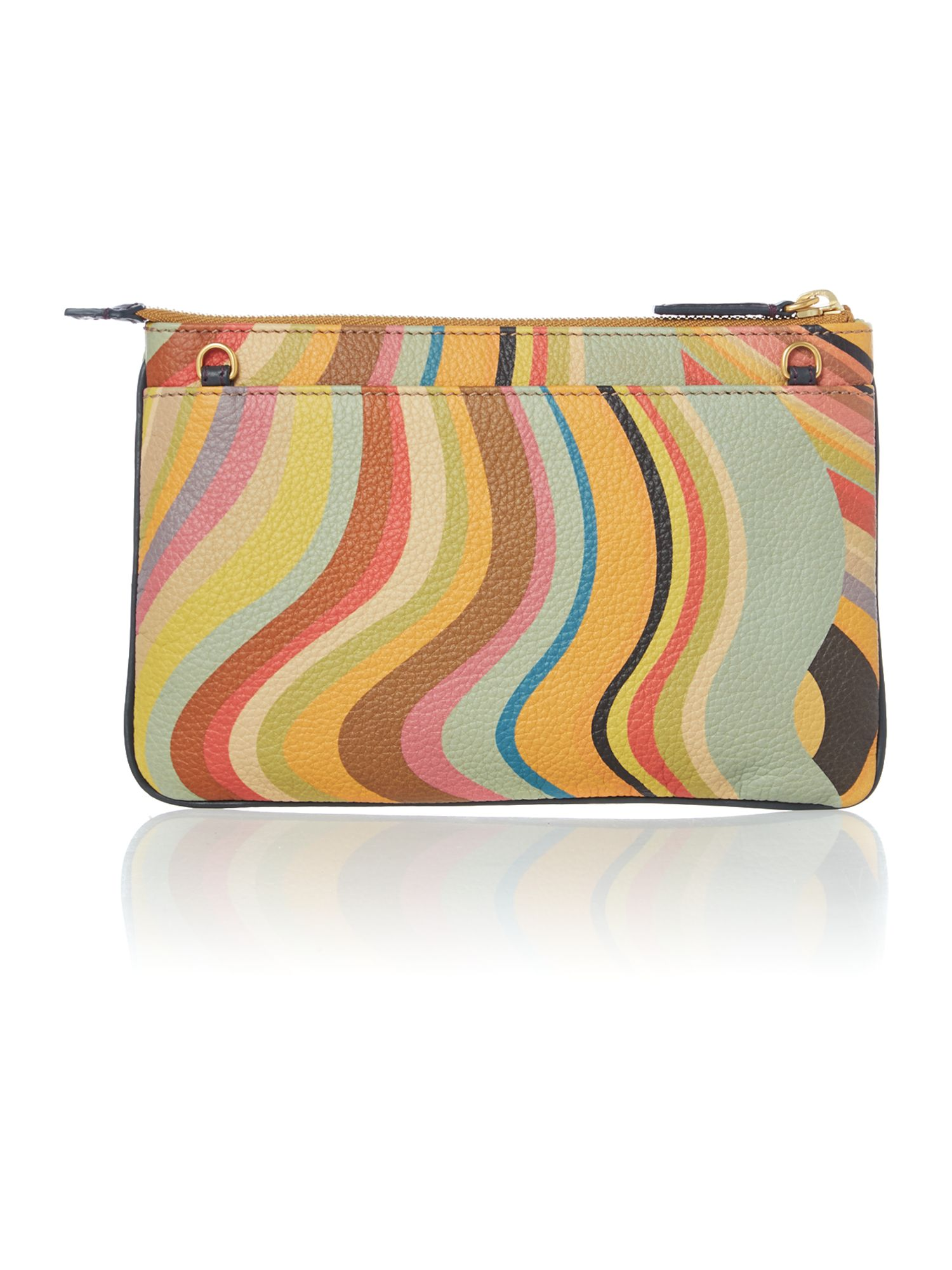 Swirl mini cross body bag