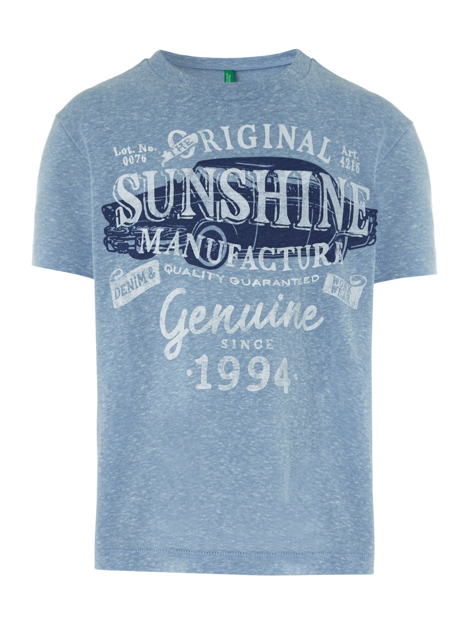 Boy`s sunshine graphic t-shirt