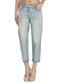 Dr Denim My Boy boyfriend jeans in Superlight Aged