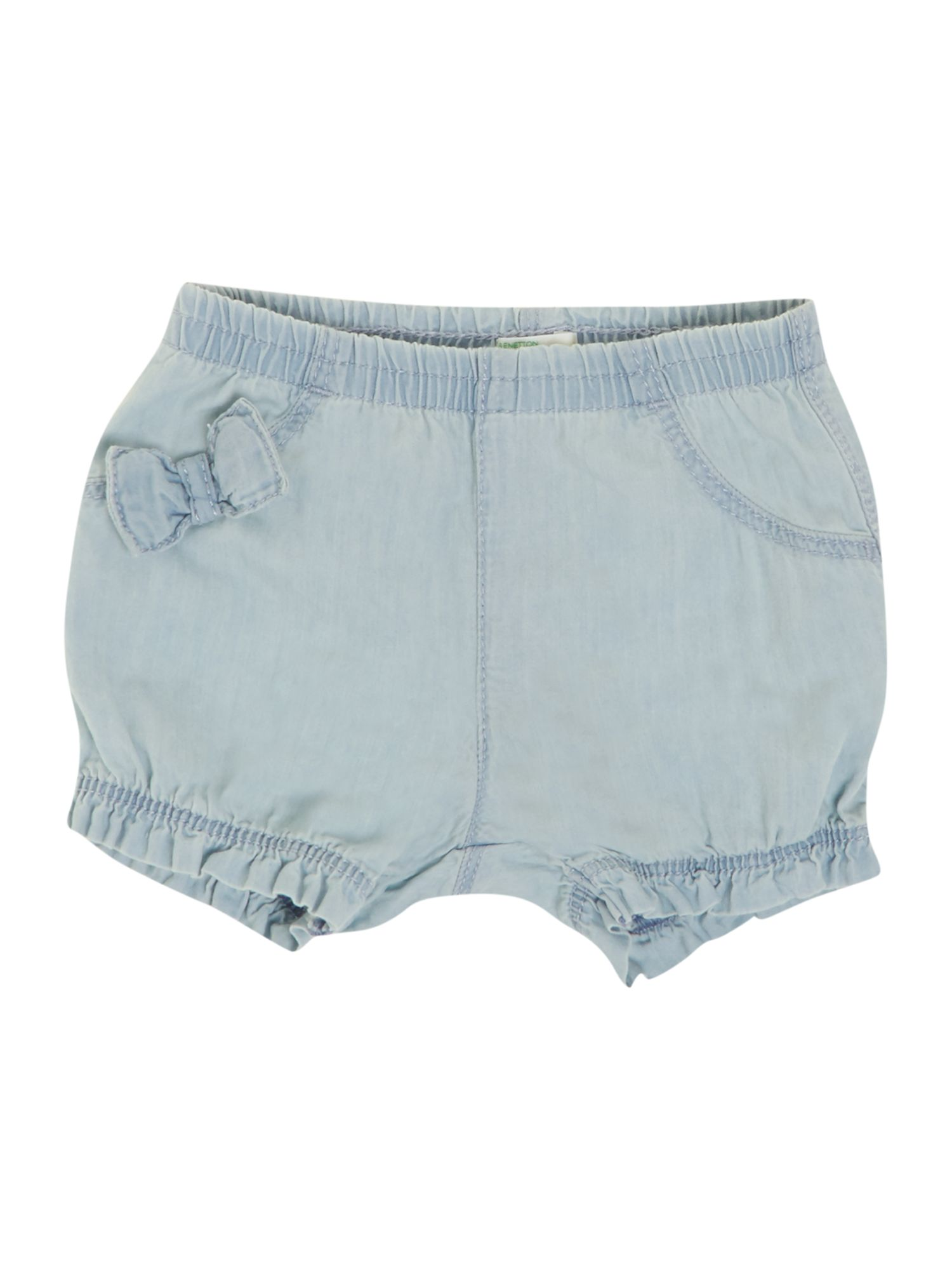 Girls chambray shorts