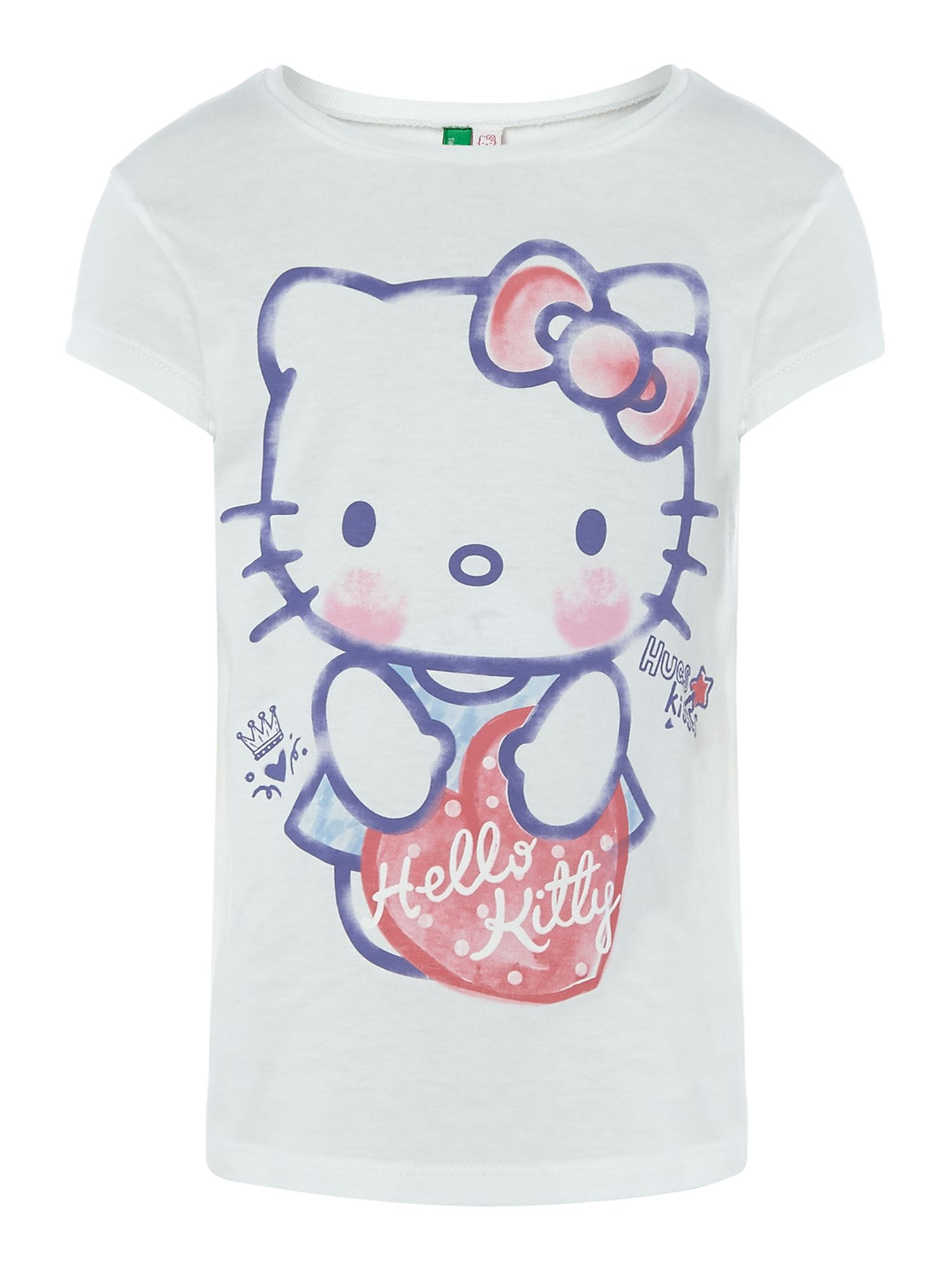 Girls hello kitty t-shirt