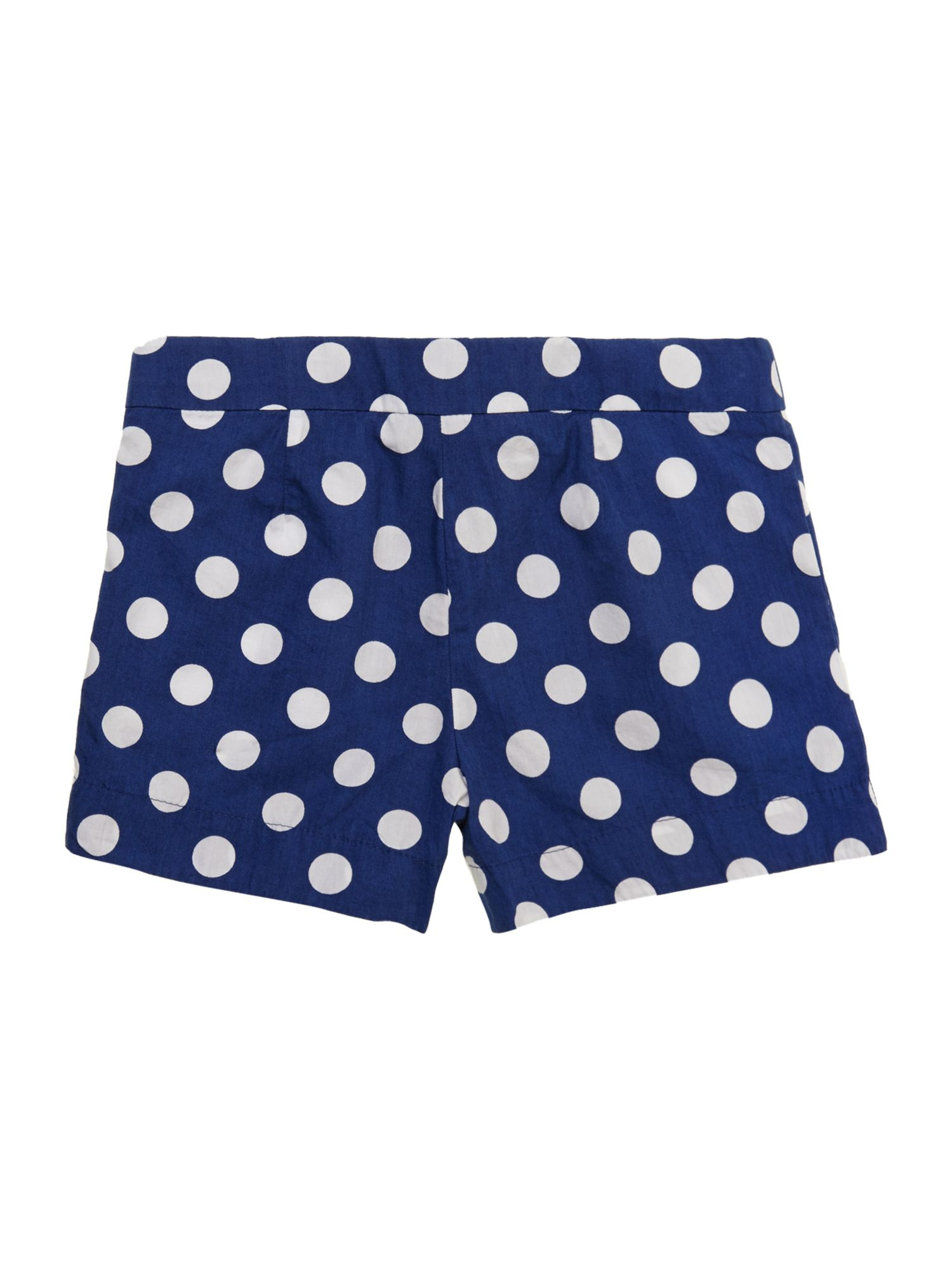 Girls spotty short