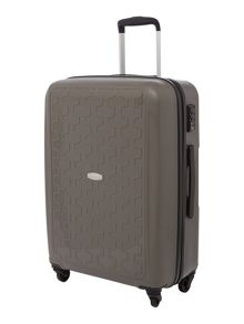 Moblite grey 4 wheel medium case