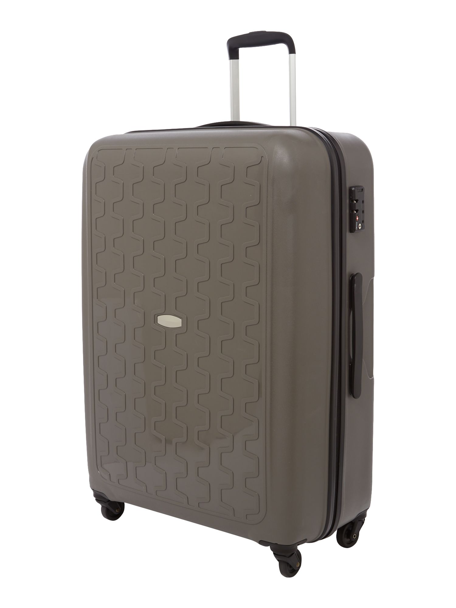 Moblite grey 4 wheel large case