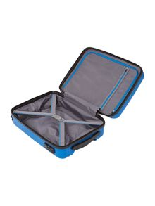 Moblite royal blue 4 wheel cabin case