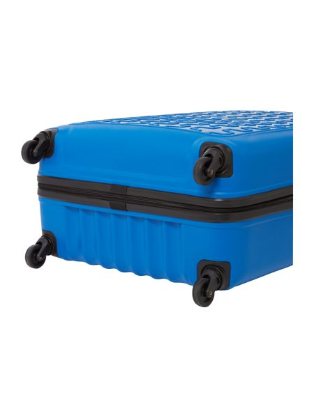 Linea Moblite royal blue 4 wheel large case