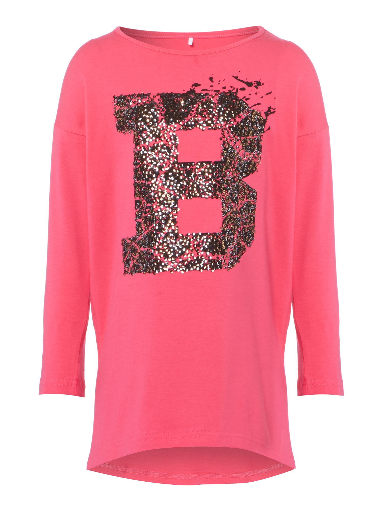 Girls B logo tunic
