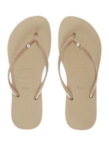 Havaianas crystal glamour with swarovski elements