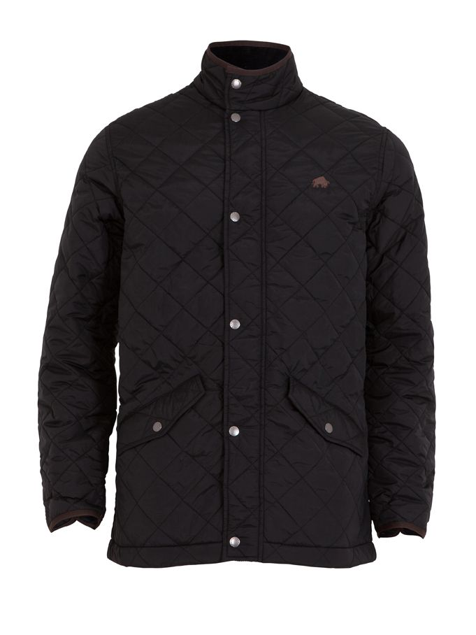 Big and Tall A13 quilted jacket