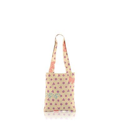Hibbert medium yellow tote