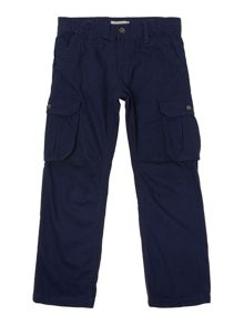 Boys baggy cargo trouser