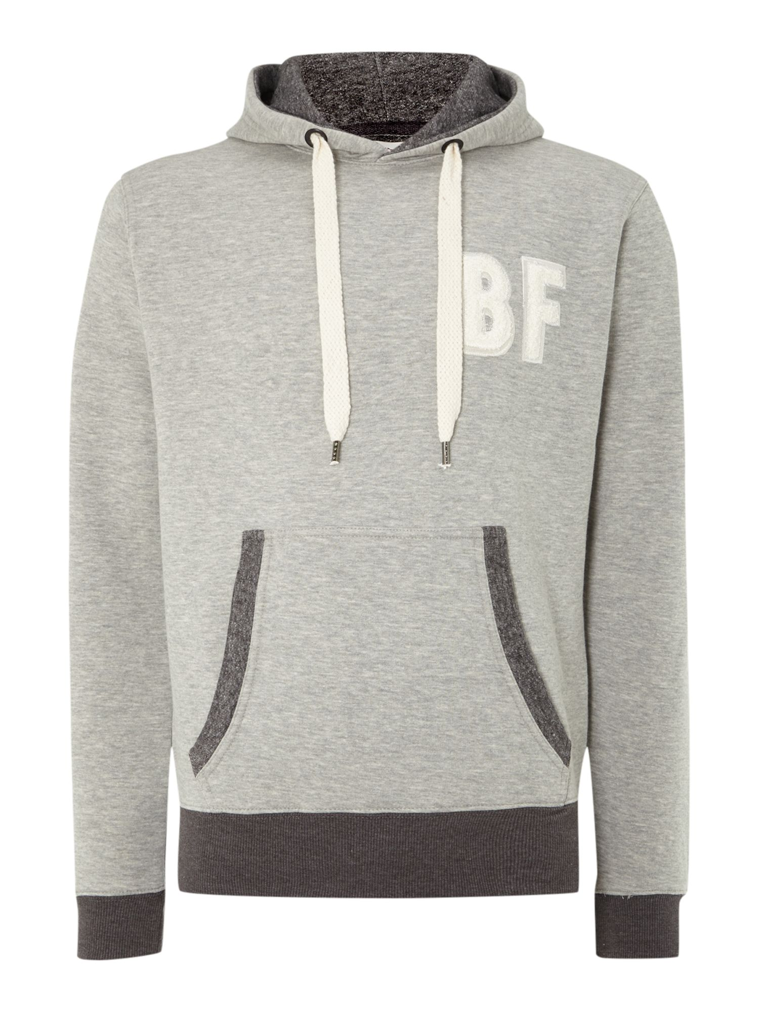 BF hooded sweatshirt
