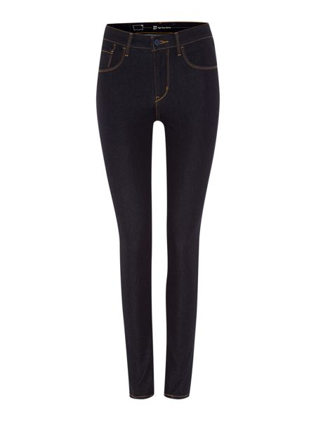 Levi's High rise skinny jeans in Extra Shade