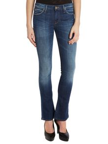 Lee Emelle baby bootcut jeans in Deep Clush