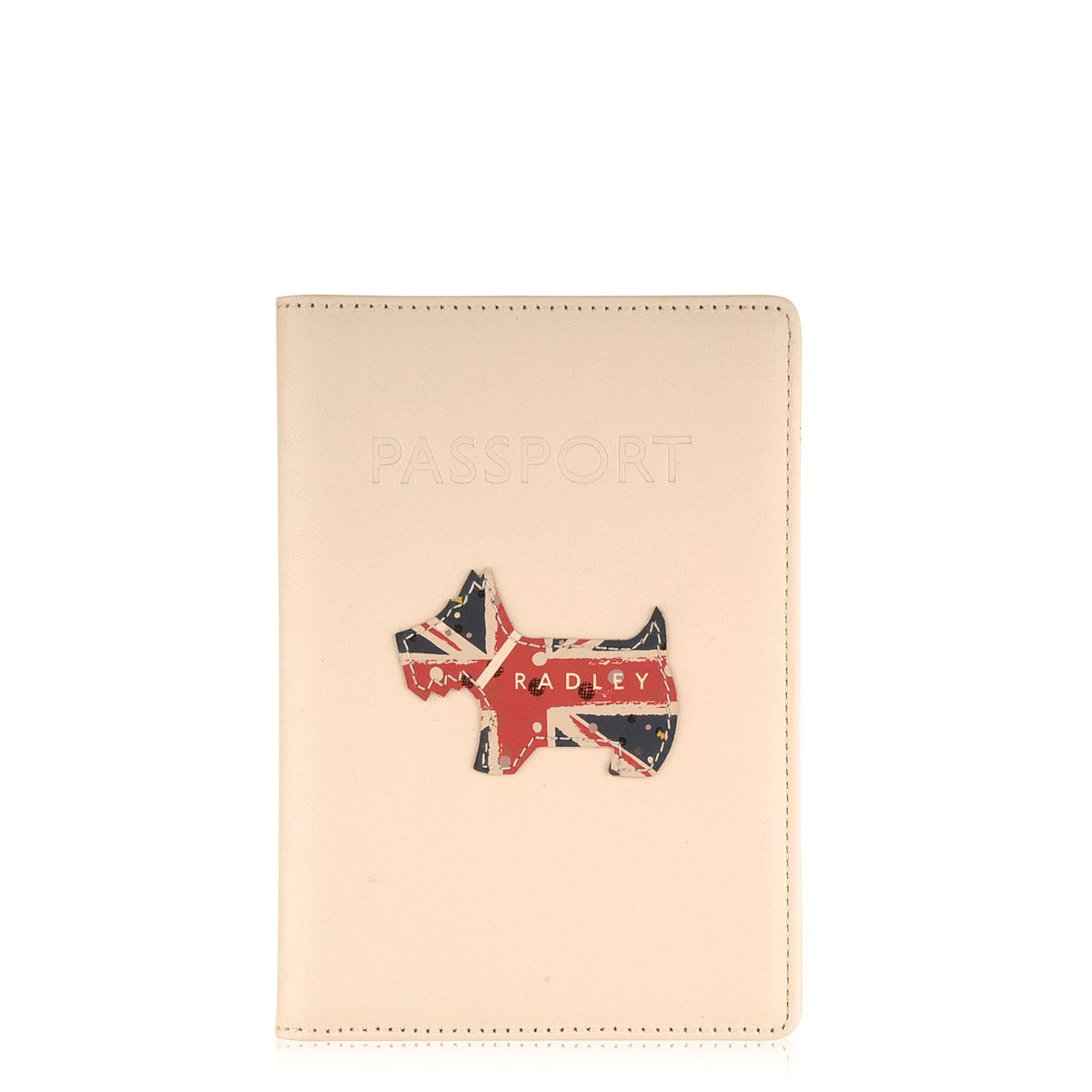 Majesty cream passport cover
