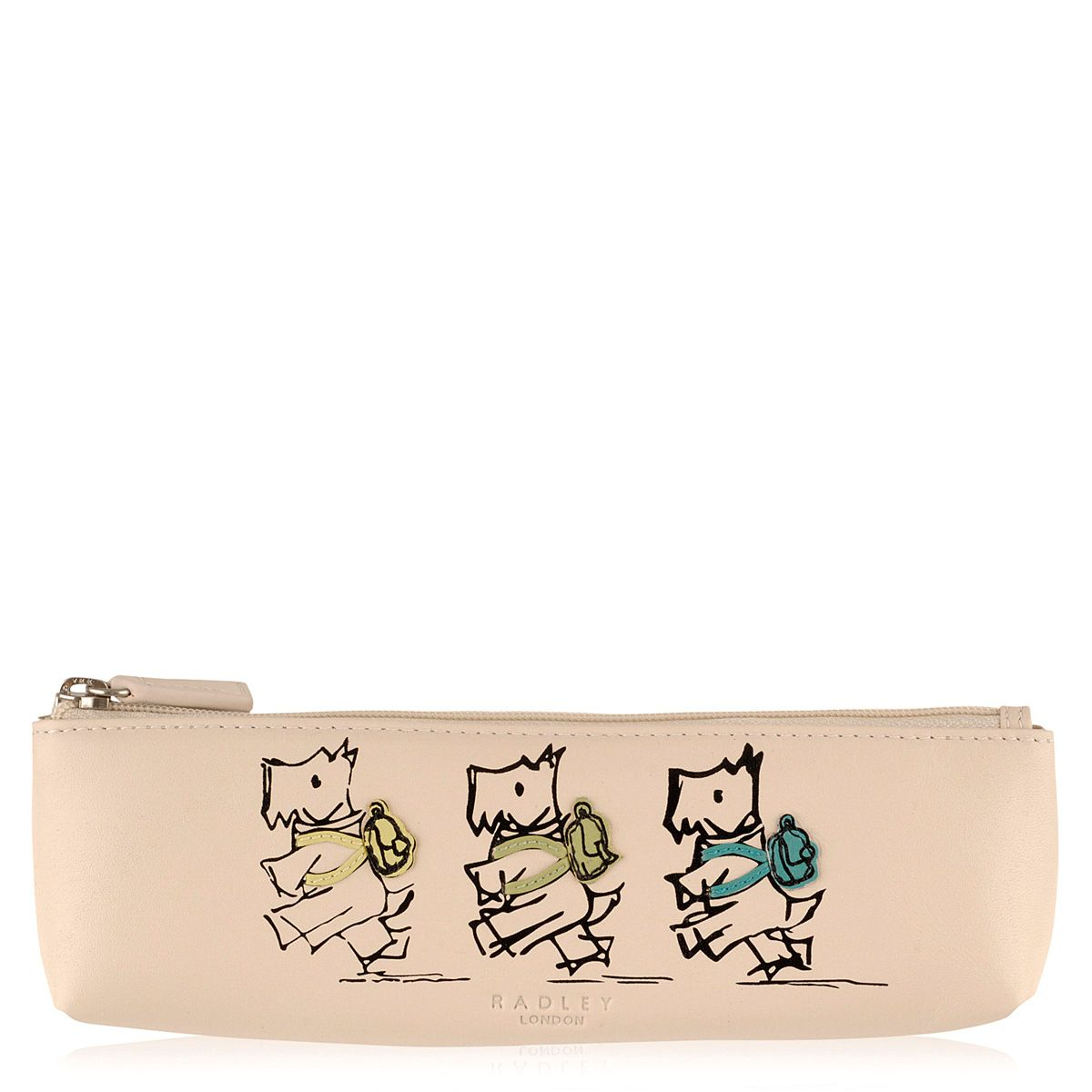 Walk the walk medium pencil case