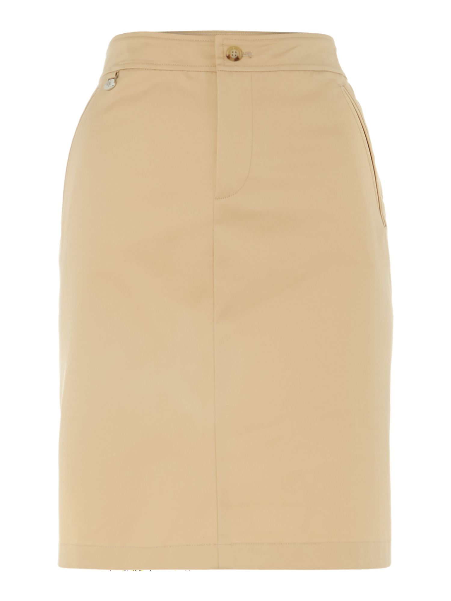 Riseanna straight skirt