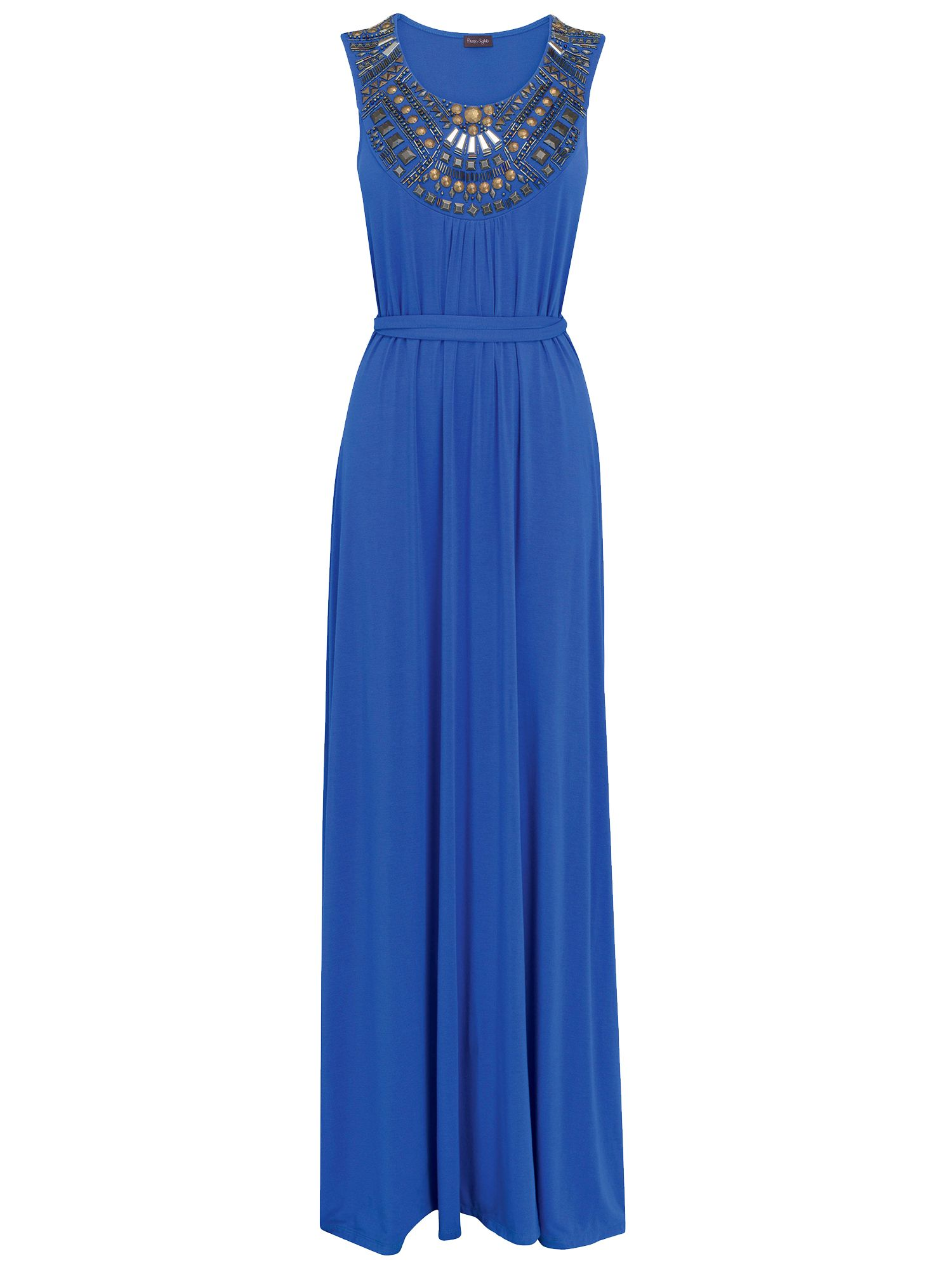 Ella embellished maxi dress