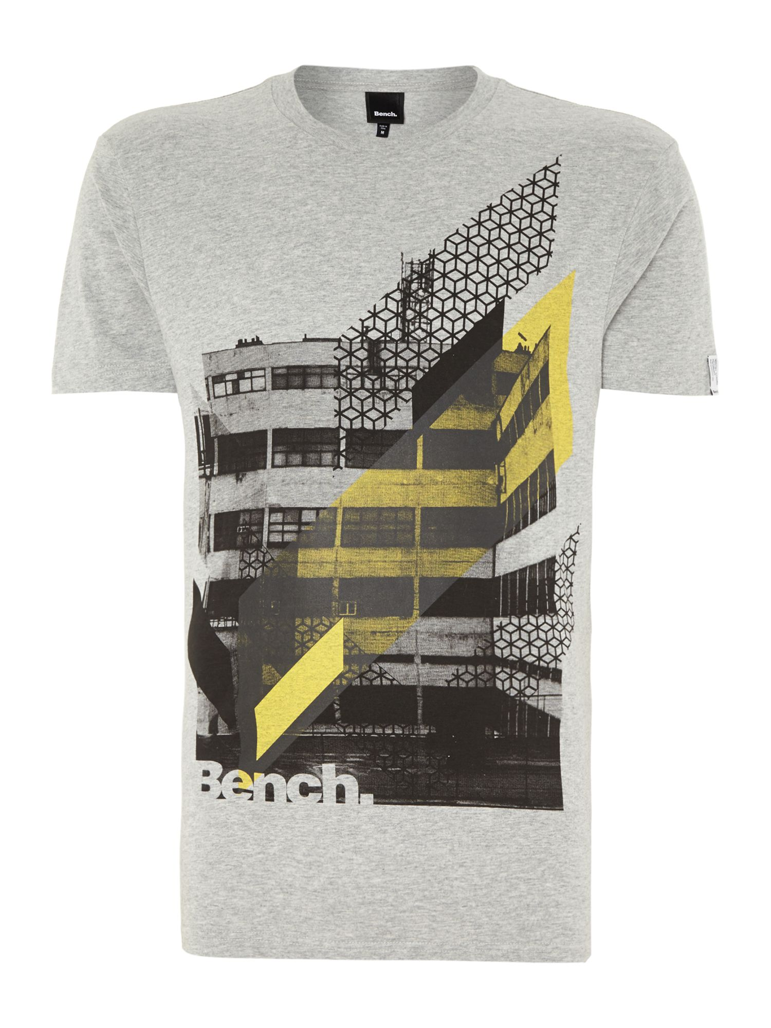 Graphic print t shirt