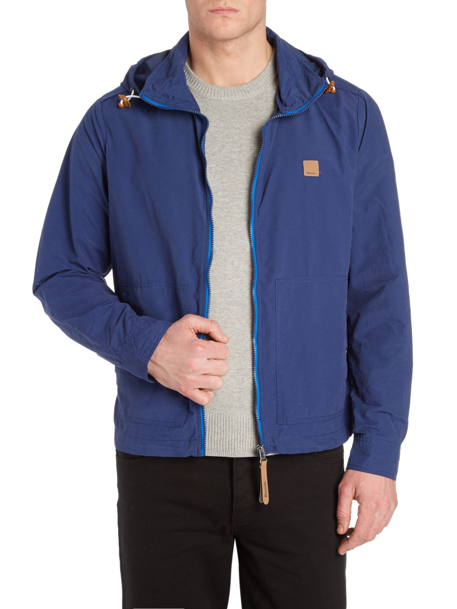 Fisher jacket