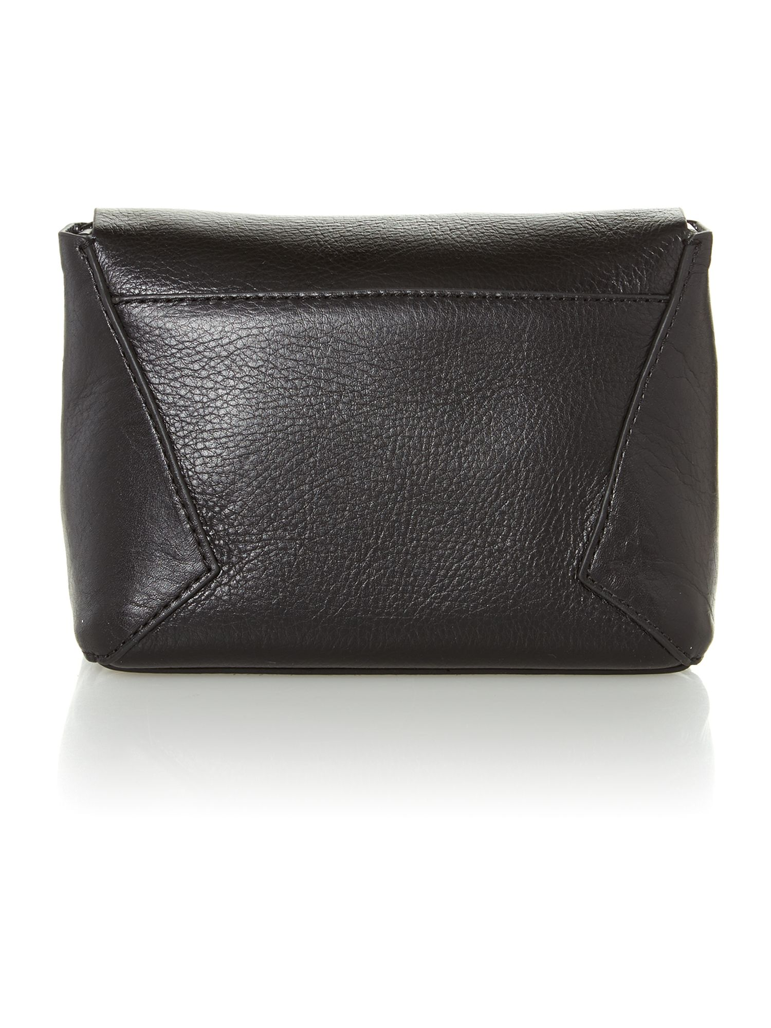 Olivia black small cross body bag