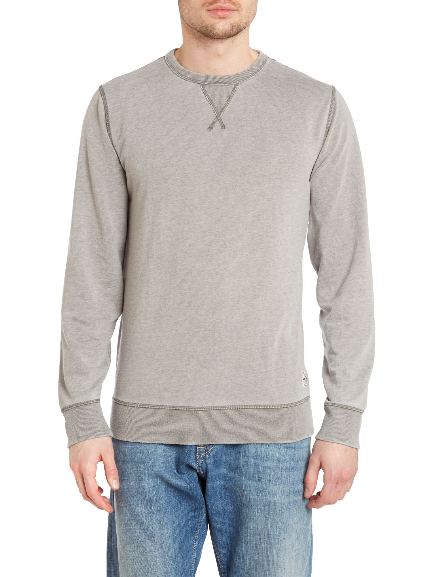 Crew neck essential sweat
