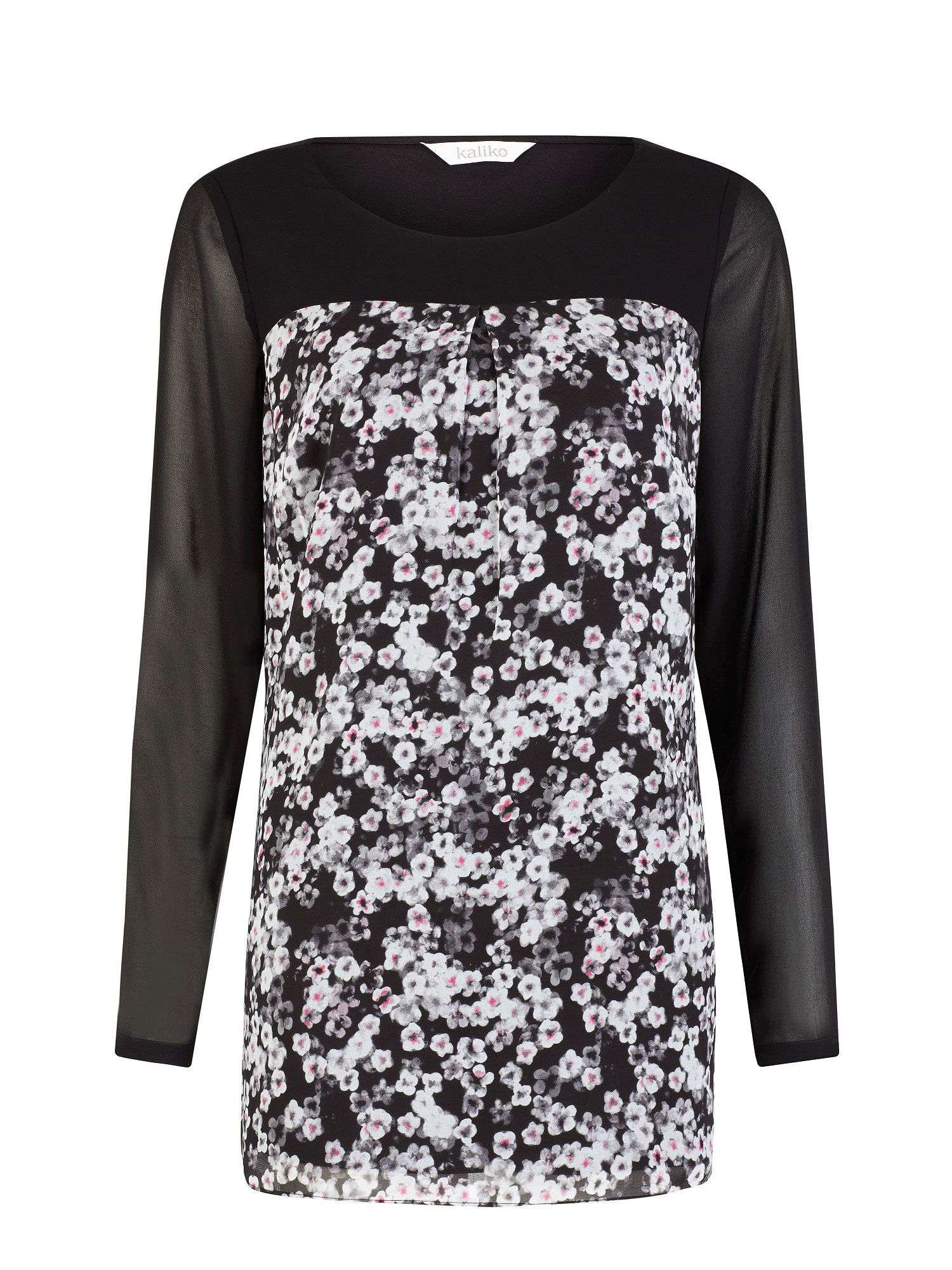 Suzie floral printed top