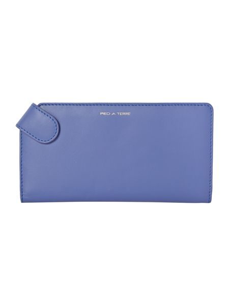 Pied a Terre Leather Flap over purse