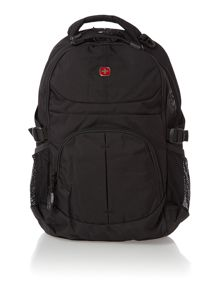 Laptop black backpack