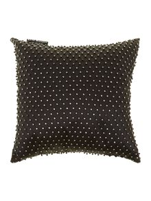 Varez black cushion 30x30