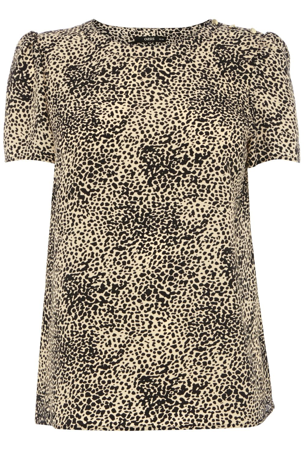 Pricepoint leopard top