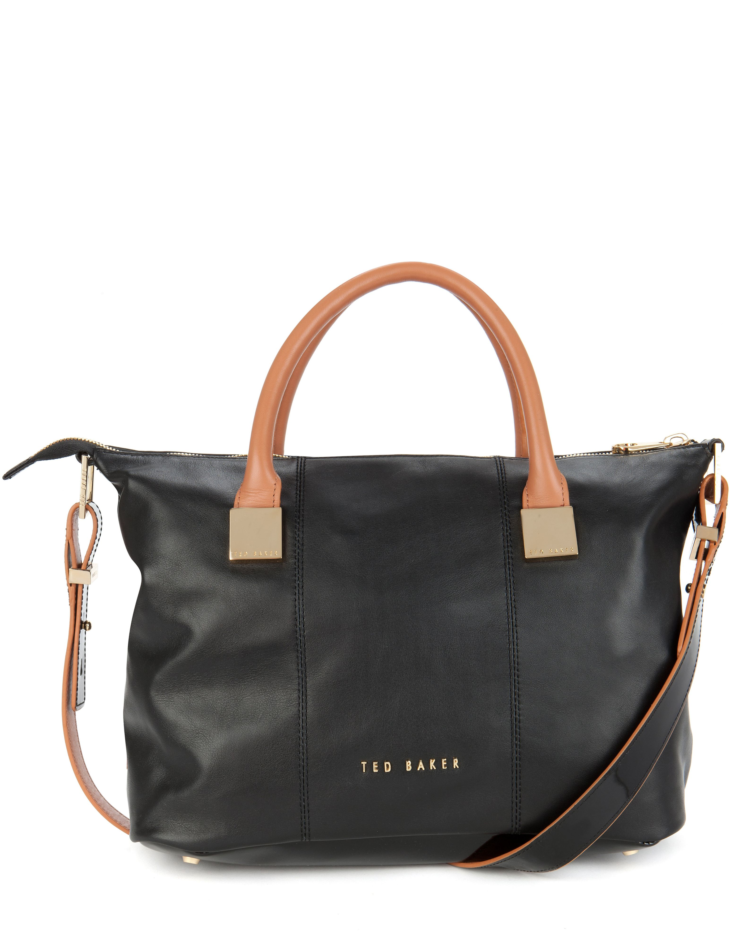 Frimlor metal square tote bag