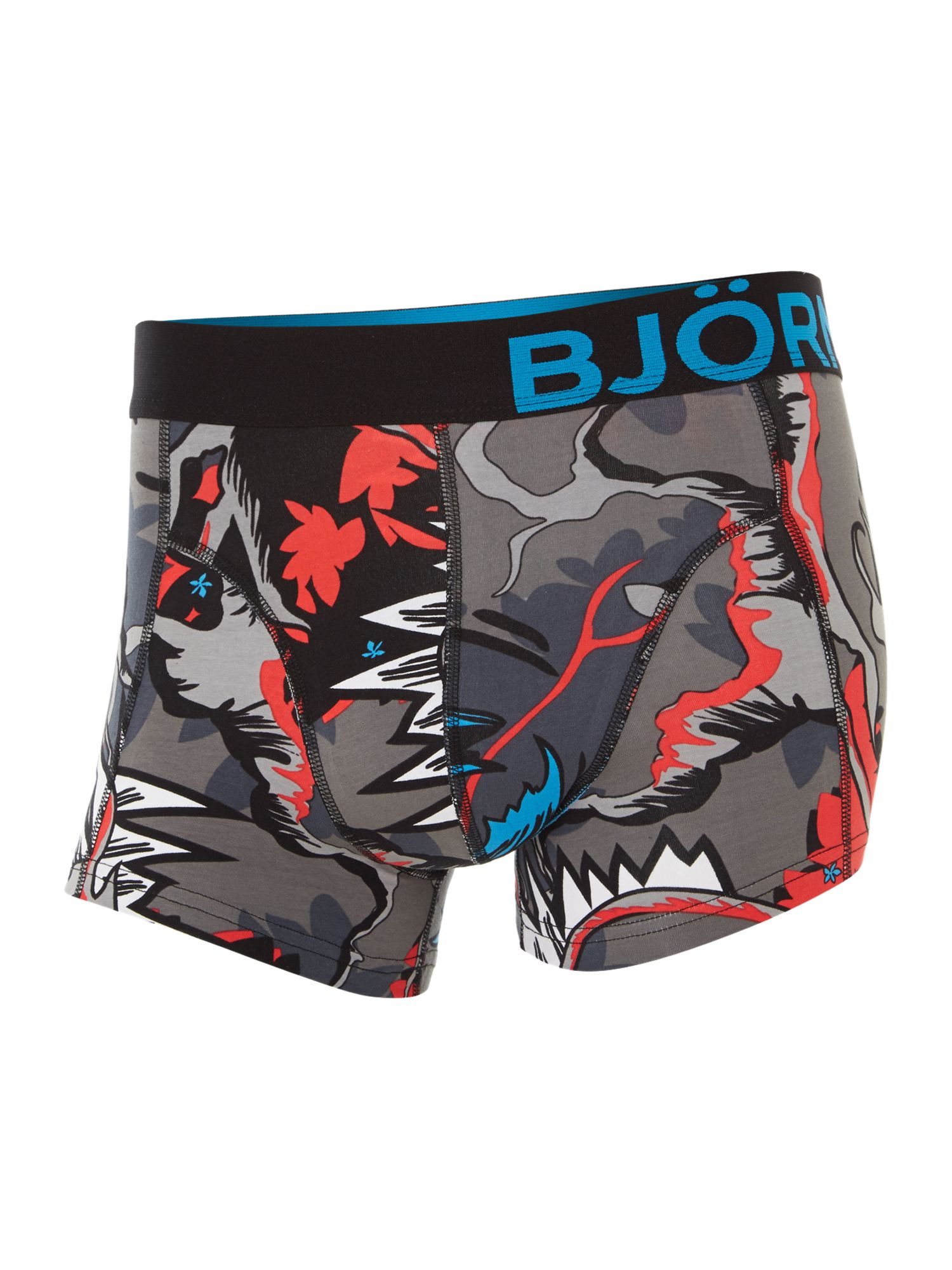 Meat eater all over print underwear trunk