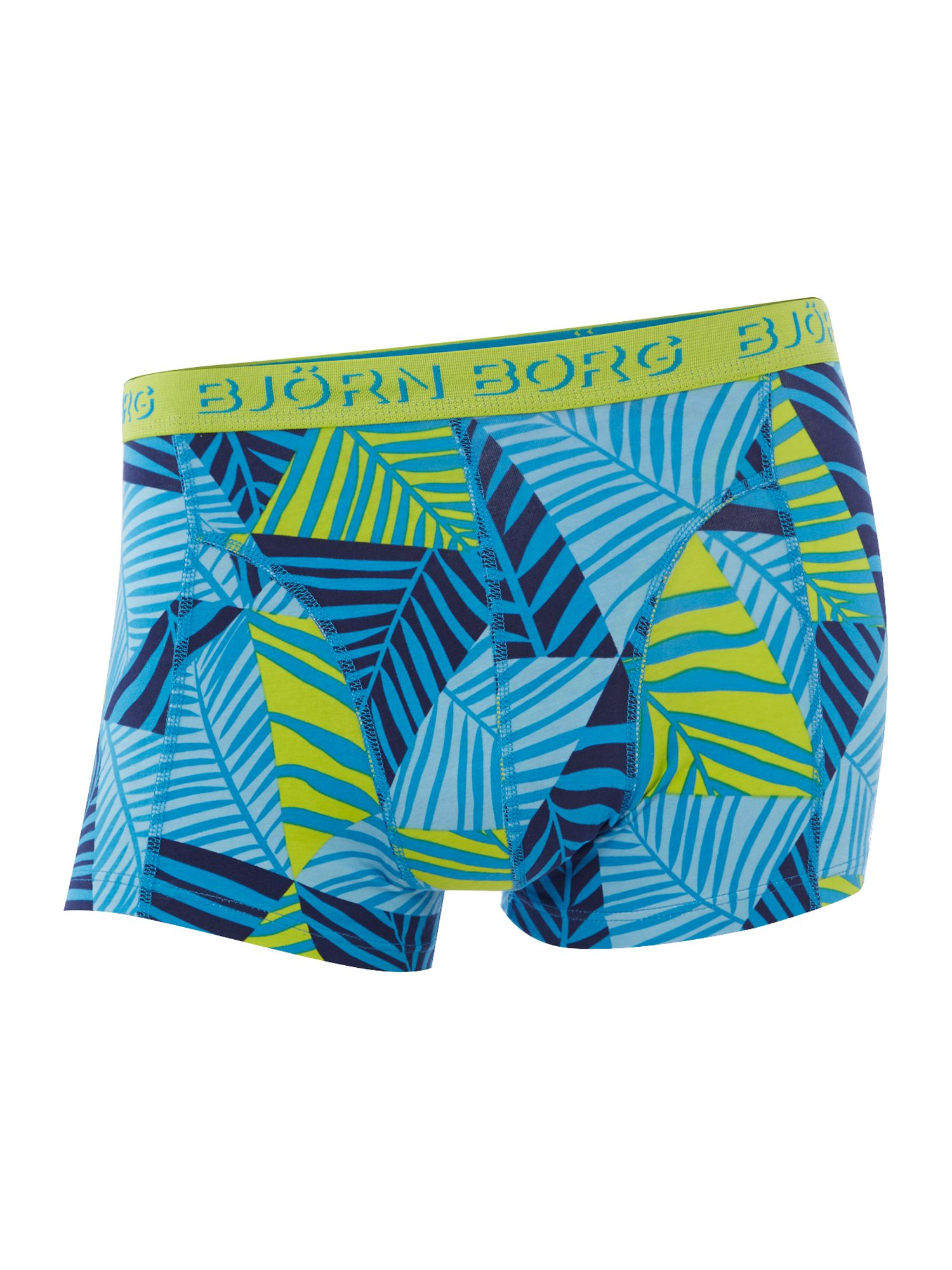 Prism all over print underwear trunk