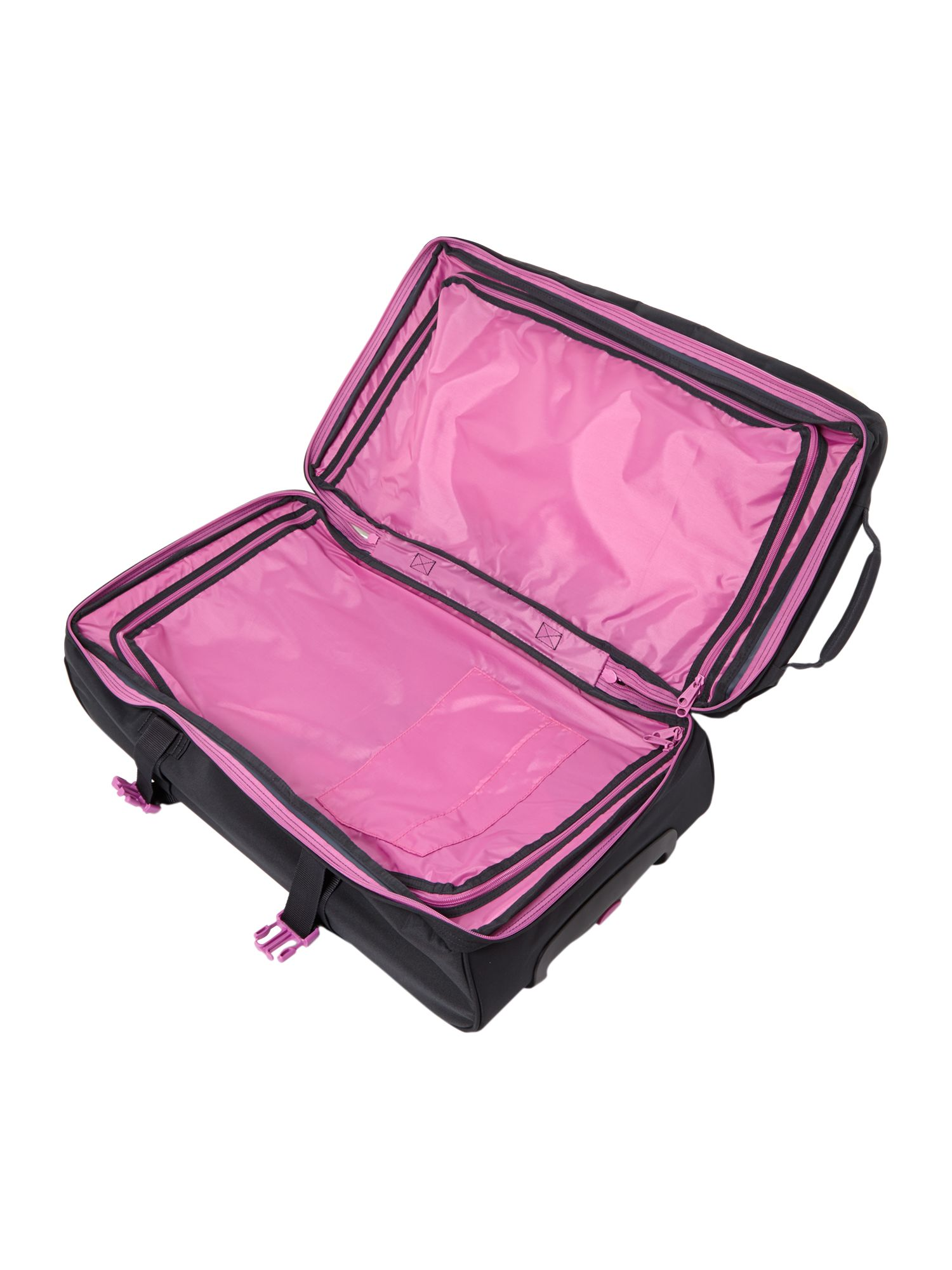 Transvers medium pink blackout