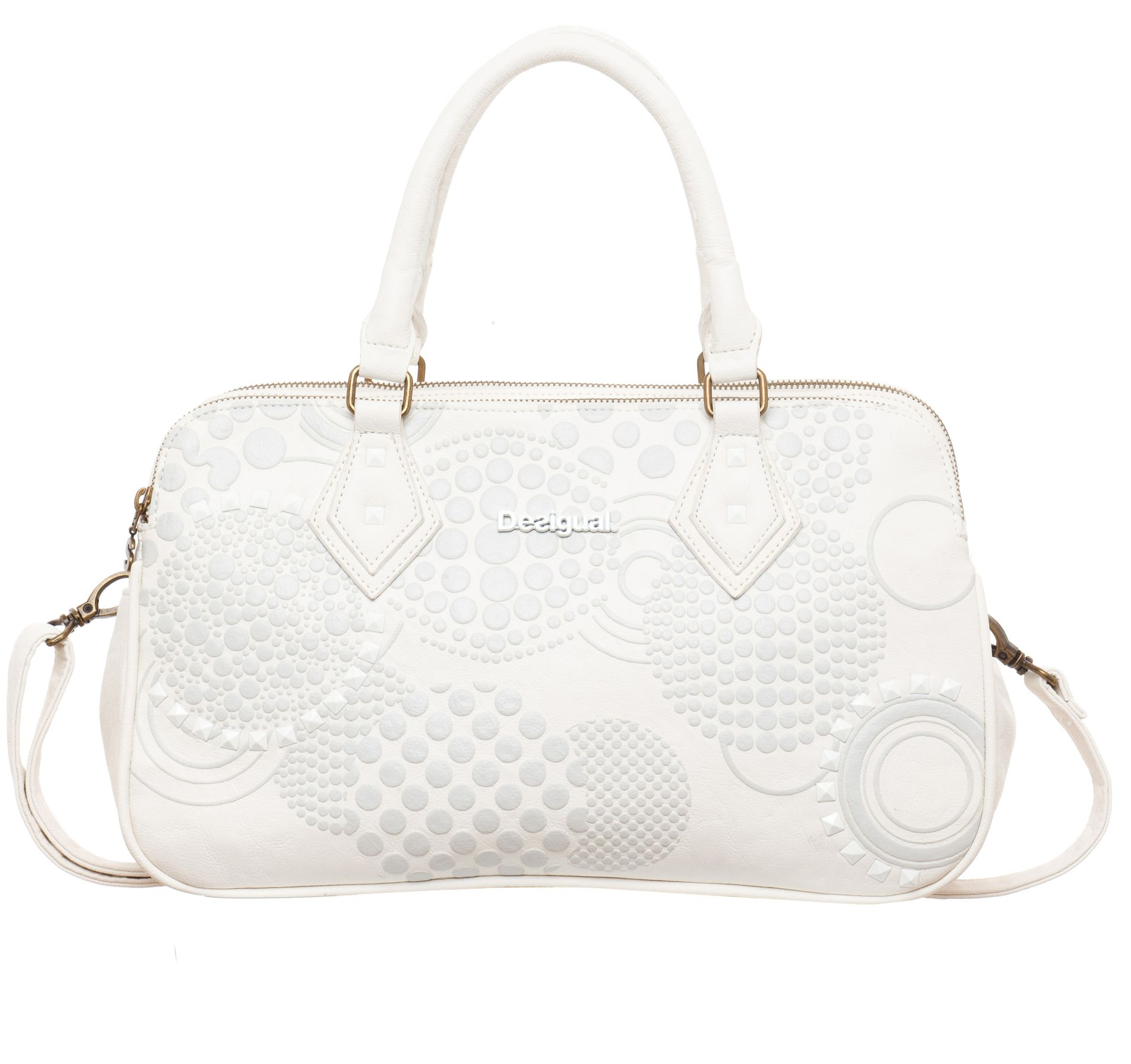 New amazone white bag