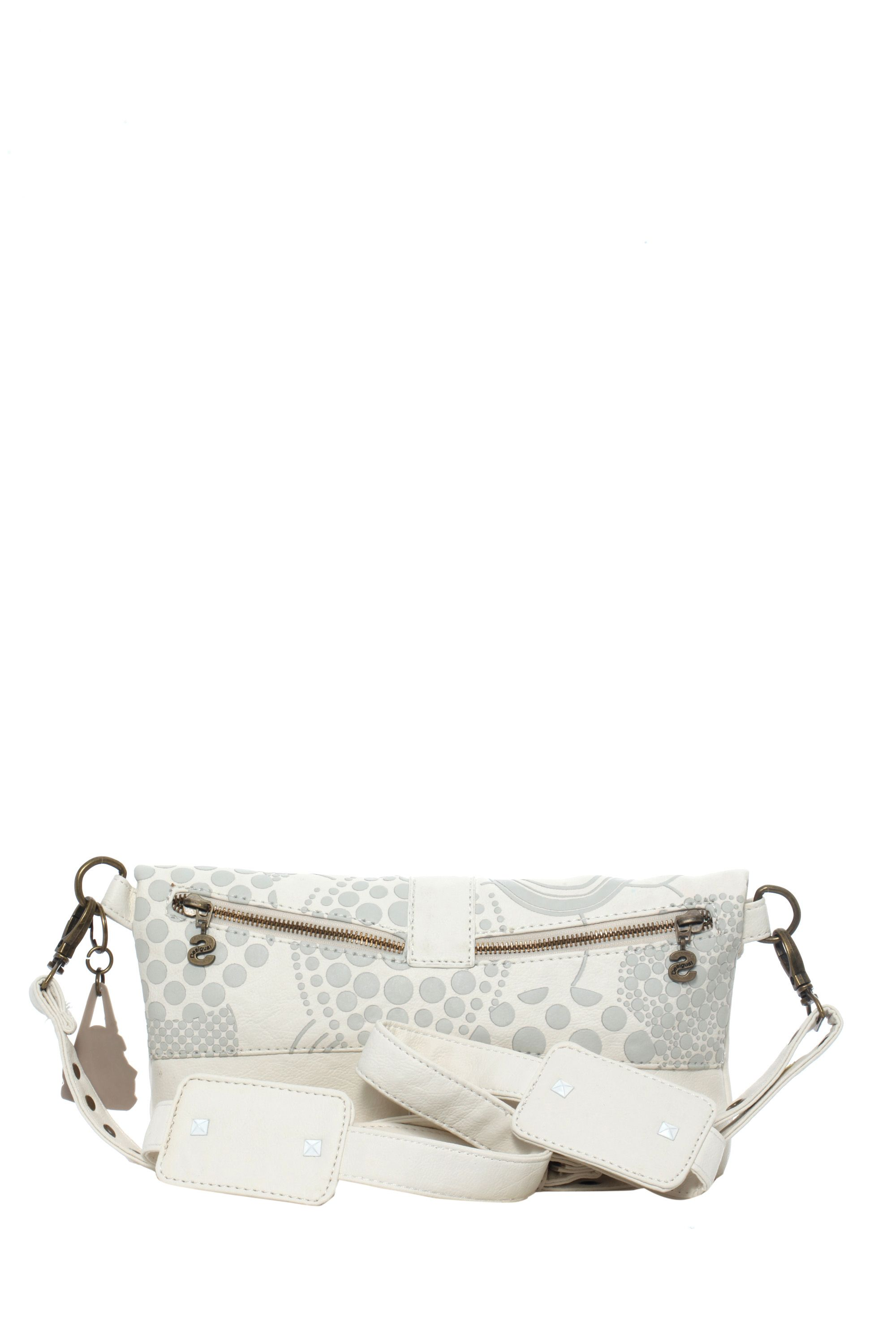 Bandolera white bag
