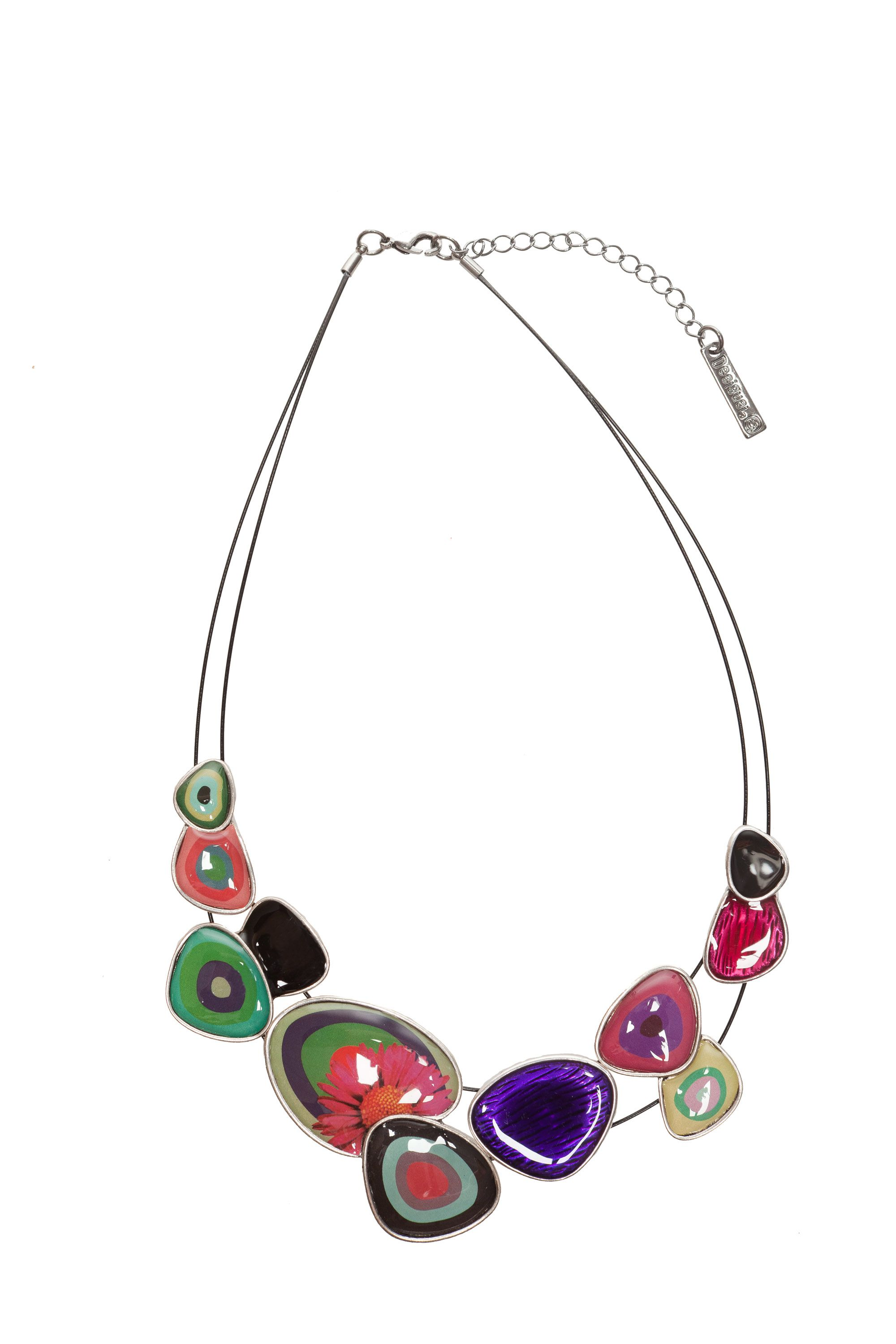 Carry bolas necklace