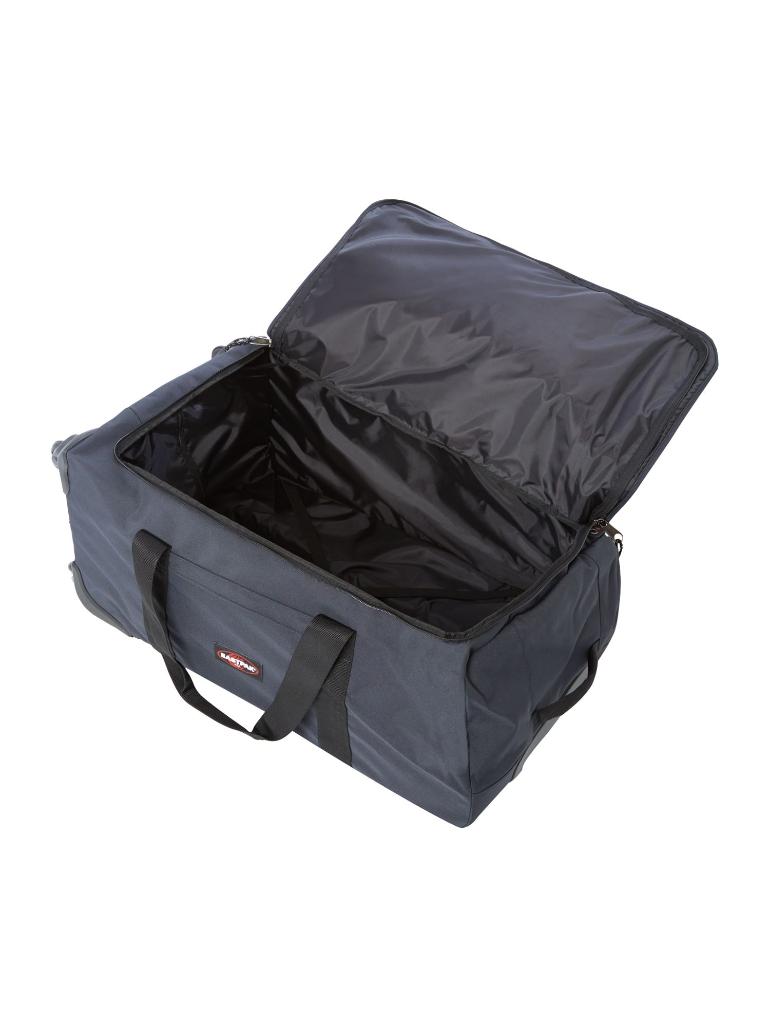 Spinnerz midnite blue large trolley duffle