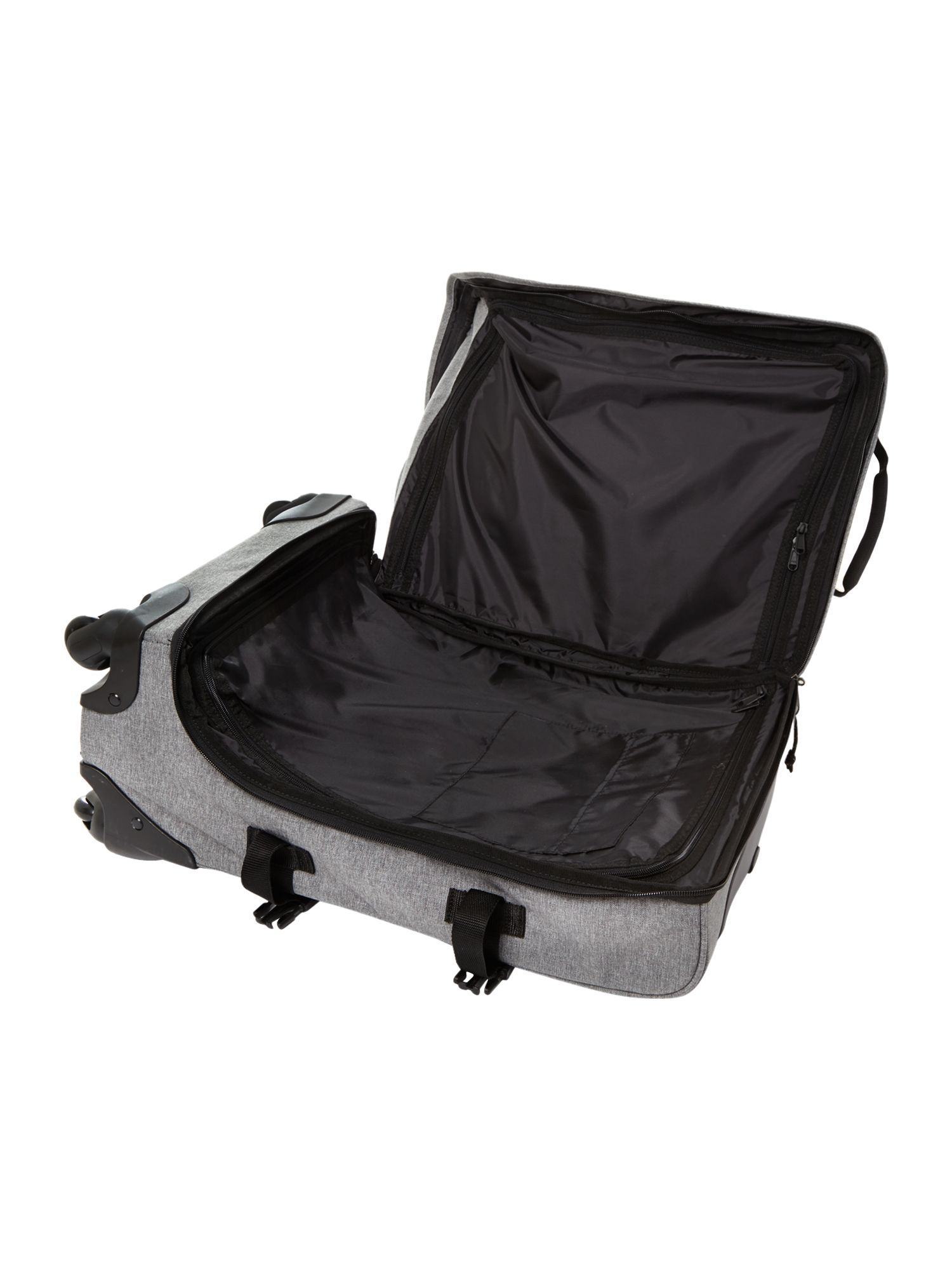 Transmitter grey small trolley duffle