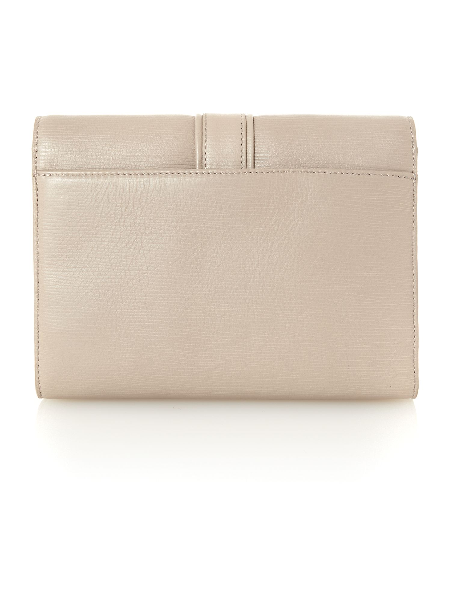 Neutral cross body bag