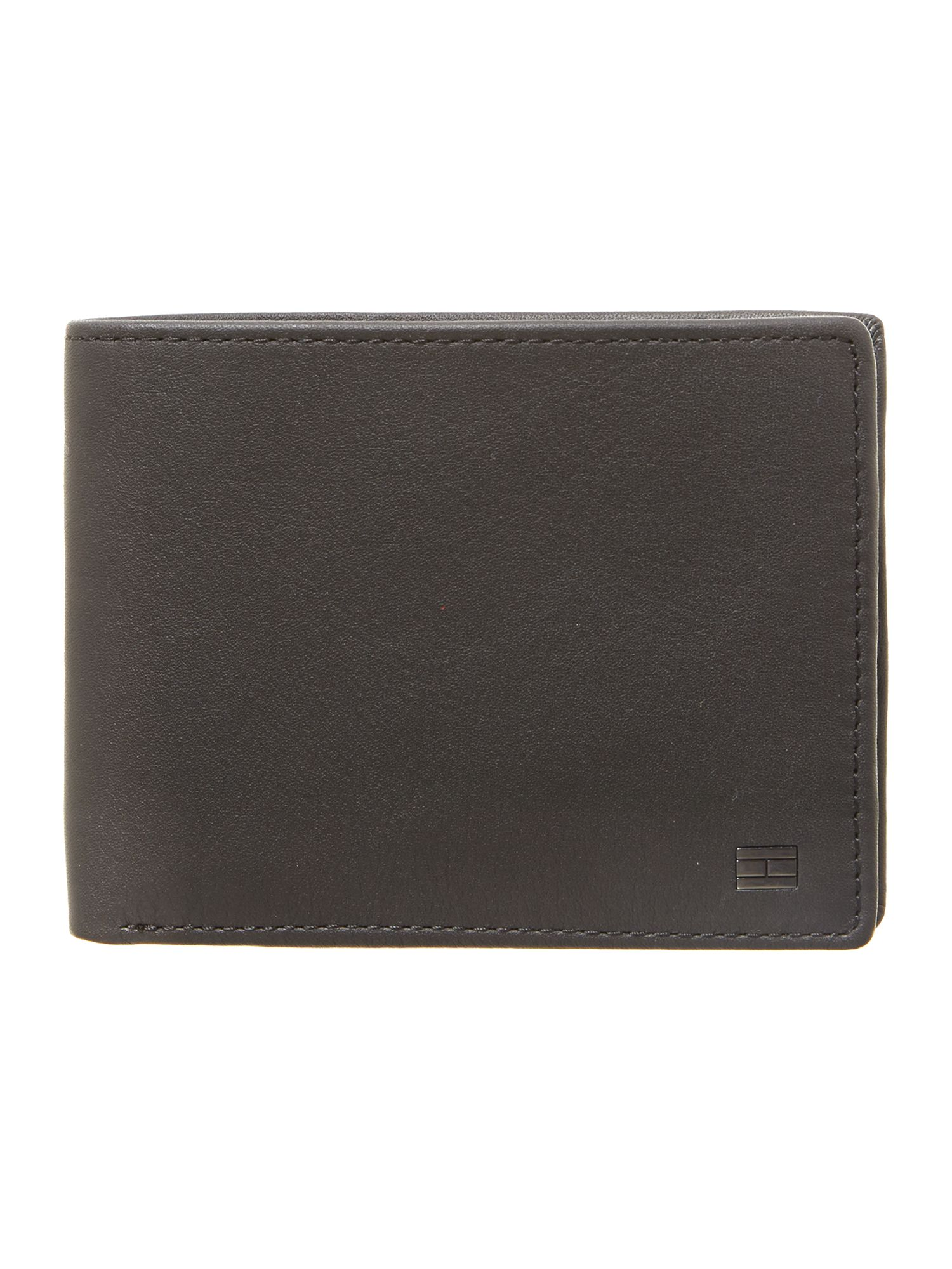 Walker with coin pocket wallet
