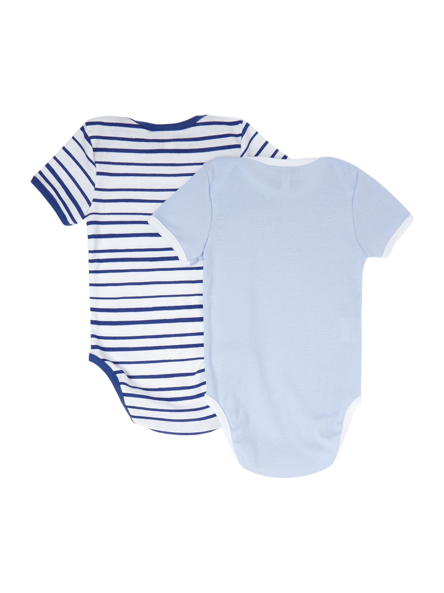 Baby 2 pack boxed bodysuits