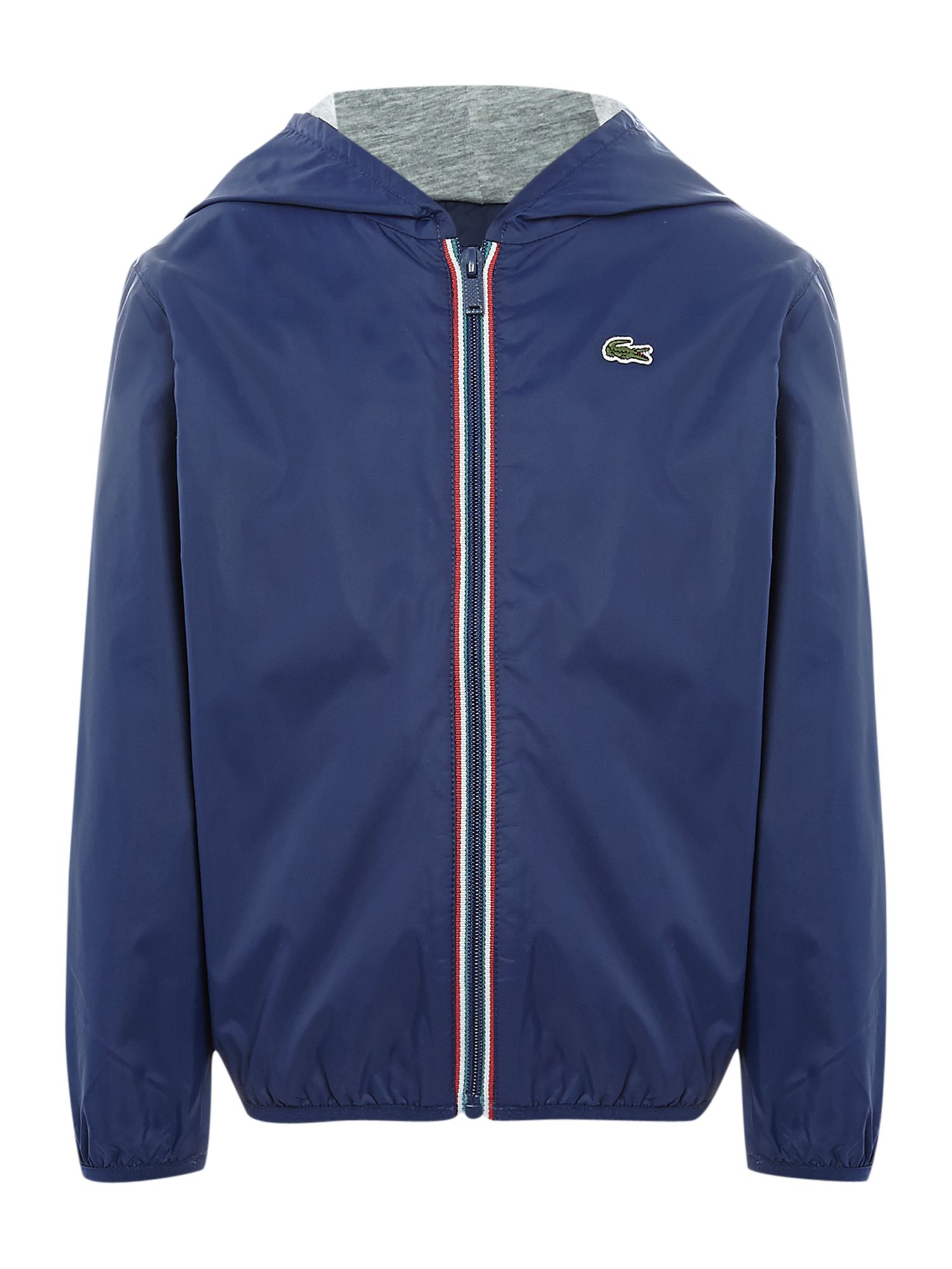 Boys hooded mac