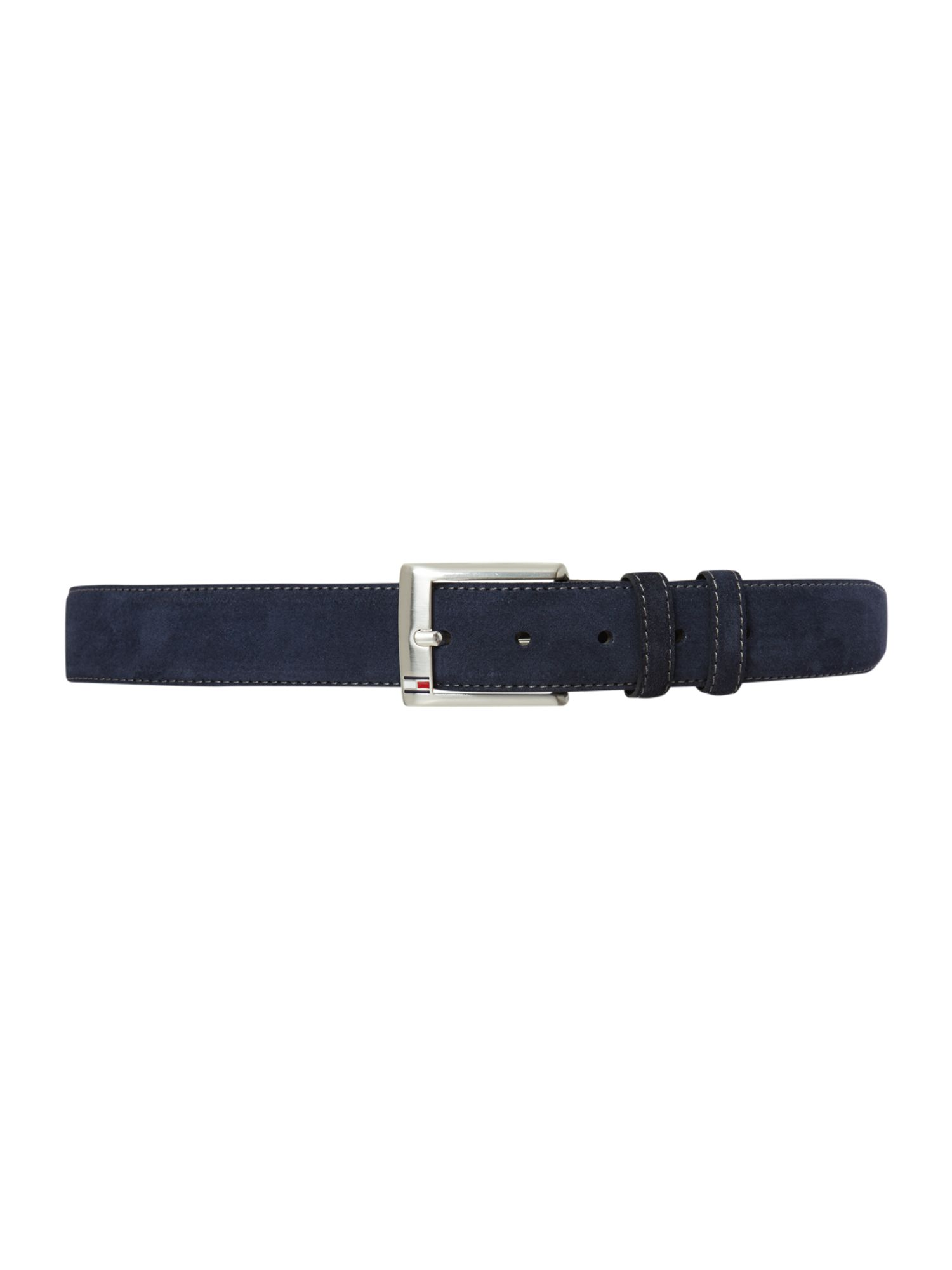 Boston suede belt