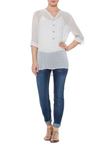 Orbit essential blouse