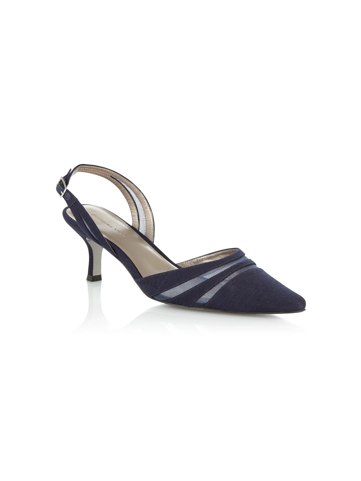 Monique slingback shoes